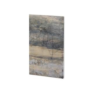 Mercana Earthen Lines II (28 x 44 ) Made to Order Canvas Art