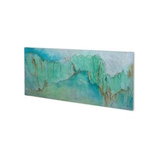 Mercana Break Through I (44 x 22) Made to Order Canvas Art