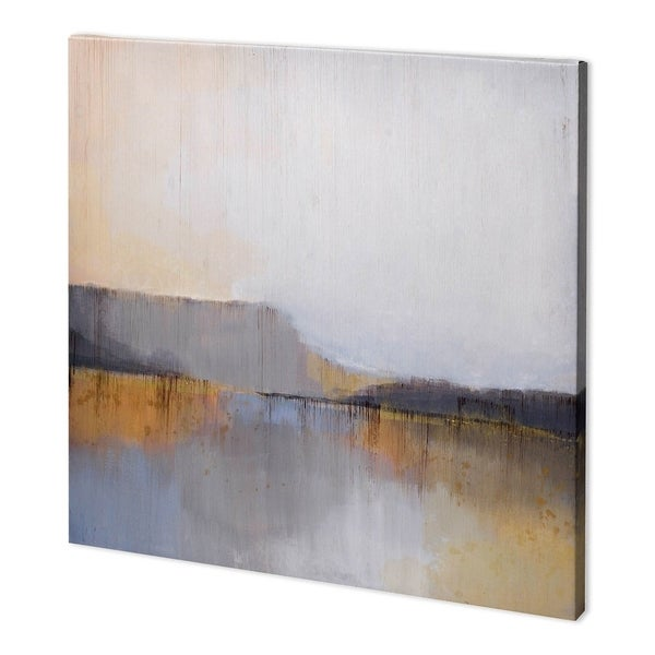 Mercana Grey Dunes I (44 x 44) Made to Order Canvas Art