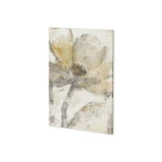 Mercana Une Fleur II (26 x 38) Made to Order Canvas Art