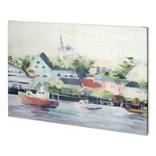 Mercana Home Port I (56 x 41) Made to Order Canvas Art