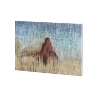 Mercana Barn House I (38 x 27 ) Made to Order Canvas Art