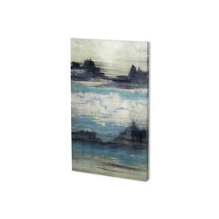Mercana Peaceful Mountain II (23 x 38) Made to Order Canvas Art
