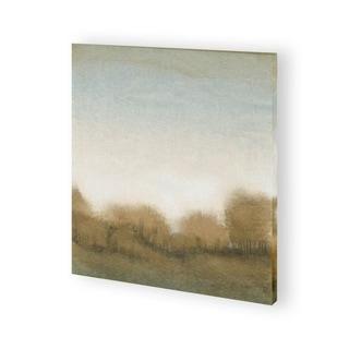 Mercana Golden Treeline I (30 x 36) Made to Order Canvas Art