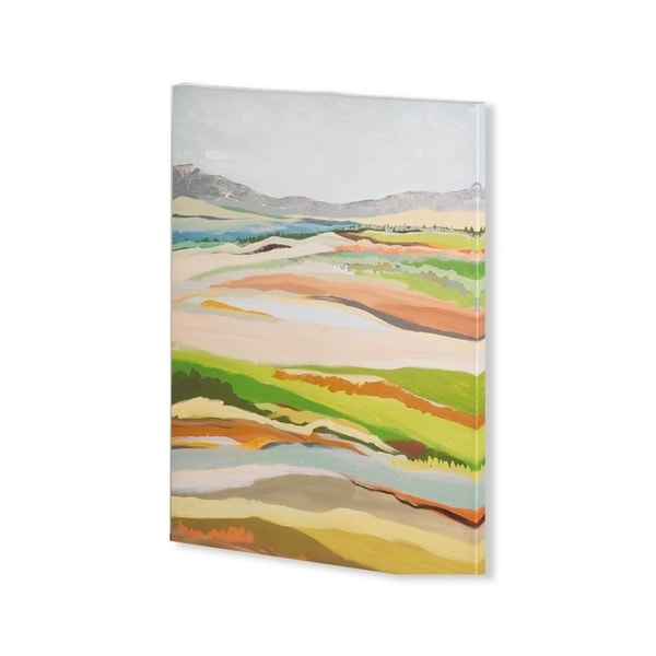 Mercana Tillage #12 (30 x 40) Made to Order Canvas Art