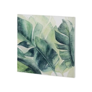 Mercana Tropical Breeze I (30 x 30 ) Made to Order Canvas Art