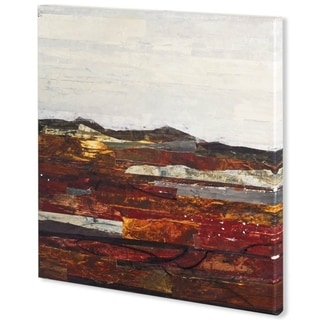 Mercana Linear Progression 6 (44 x 44) Made to Order Canvas Art