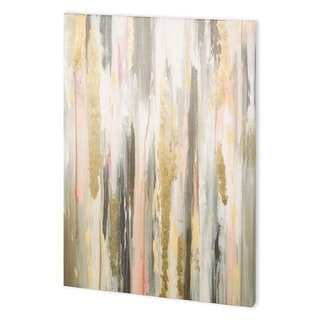 Mercana Color Ripple II (44 x 58) Made to Order Canvas Art