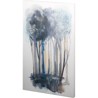 Mercana Tranquil Coppice II (30 x 45) Made to Order Canvas Art