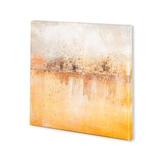Mercana Granulated Topaz (30 x 30) Made to Order Canvas Art