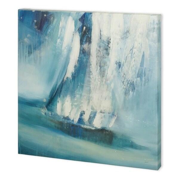 Mercana Away We Go III (44 x 44) Made to Order Canvas Art
