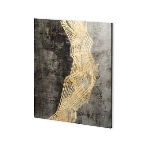 Mercana Woven Matrix I (30 x 40) Made to Order Canvas Art