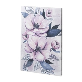 Mercana Lavender Burst I (32 x 54) Made to Order Canvas Art
