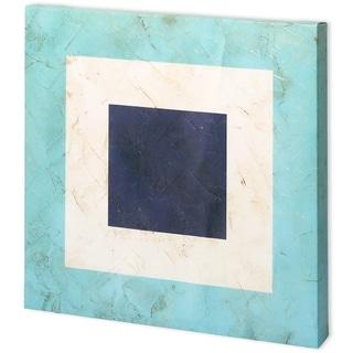 Mercana Seaside Signals II (41 x 41) Made to Order Canvas Art