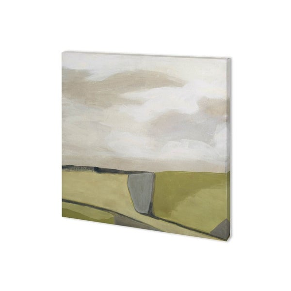 Mercana Far Fields II (30 x 30) Made to Order Canvas Art