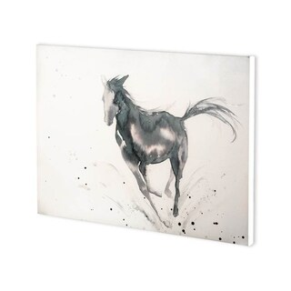 Mercana Horse (36 x 26) Made to Order Canvas Art