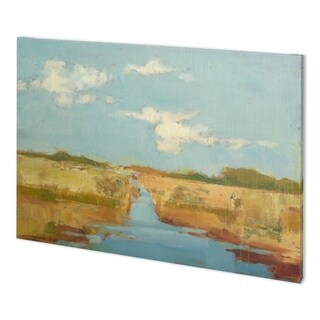 Mercana Summer Wetland I (51 x 38) Made to Order Canvas Art