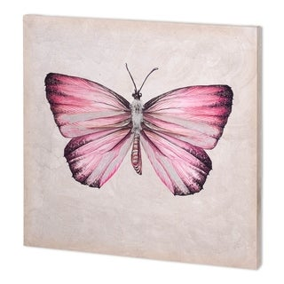 Mercana Butterfly Study IV (26 x 52 )(SET2) Made to Order Canvas Art