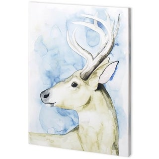 Mercana Wandering Stag I (44 x 61) Made to Order Canvas Art
