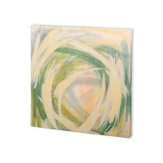 Link to Mercana Brushstrokes I (30 x 30) Made to Order Canvas Art Similar Items in Specialty Material Art