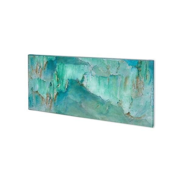 Mercana Break Through II (44 x 22) Made to Order Canvas Art