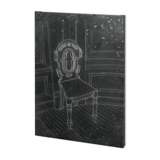 Mercana Chair Craigdarroch I (40 x 54) Made to Order Canvas Art