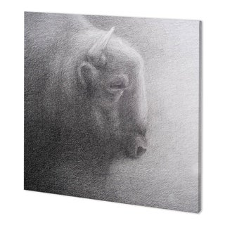 Mercana Wake Up in the Night II (51 x 51) Made to Order Canvas Art