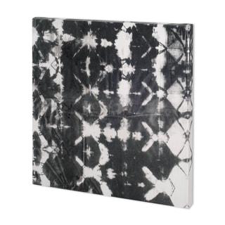 Mercana Graphic Shibori II (44 x 44) Made to Order Canvas Art