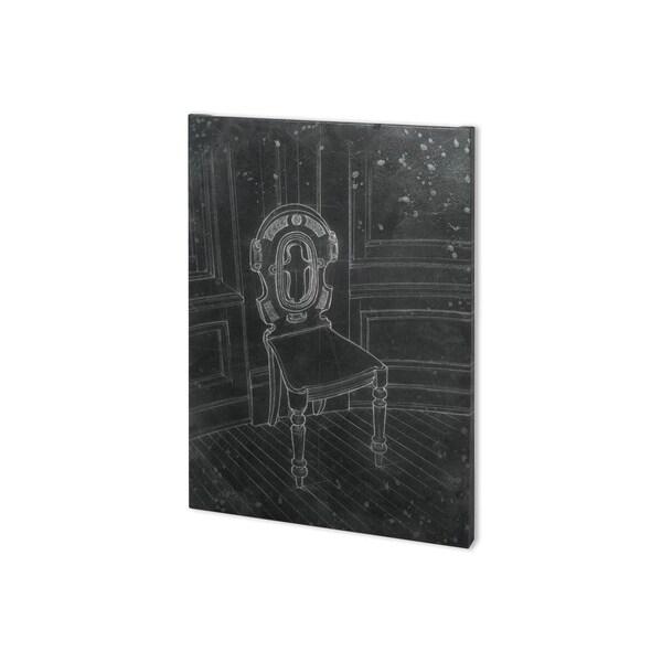 Mercana Chair Craigdarroch I (28 x 38) Made to Order Canvas Art