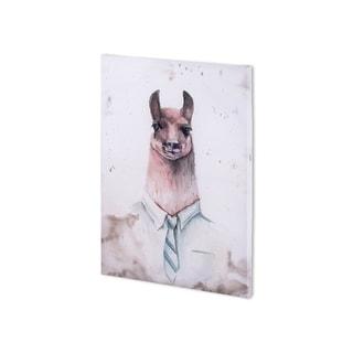 Mercana Llama II (24 x 36 ) Made to Order Canvas Art