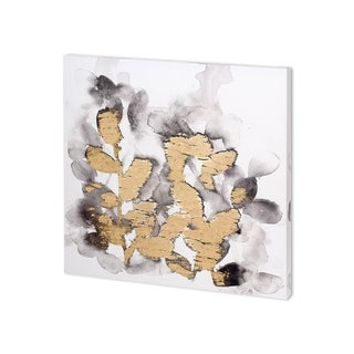Link to Mercana Gilt Garden I (30 x 30 ) Made to Order Canvas Art Similar Items in Specialty Material Art