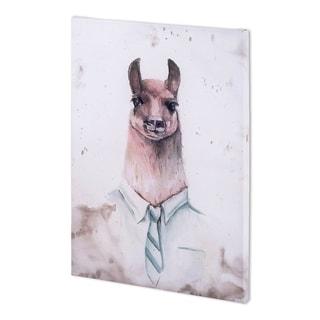 Mercana Llama II (36 x 54 ) Made to Order Canvas Art