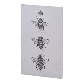 Mercana Bee I (30 x 54 ) Made to Order Canvas Art