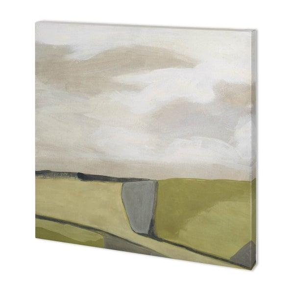 Mercana Far Fields II (41 x 41) Made to Order Canvas Art