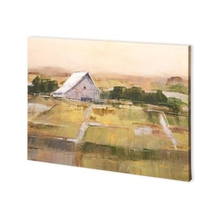 Mercana Rural Sunset II (40 x 30) Made to Order Canvas Art