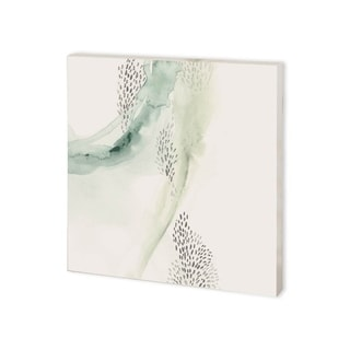 Mercana Wave Form II (30 x 30) Made to Order Canvas Art