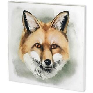 Mercana Greenwood Animals I (44 x 44) Made to Order Canvas Art