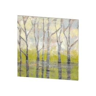 Mercana Whispering Treeline I (30 X 30) Made to Order Canvas Art