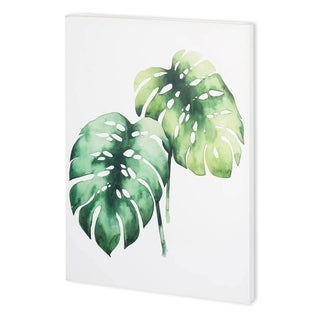 Mercana Tropical Plant I (44 x 55) Made to Order Canvas Art