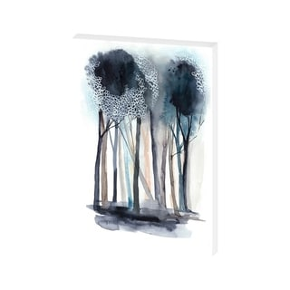 Mercana Tranquil Coppice I (30 x 45) Made to Order Canvas Art