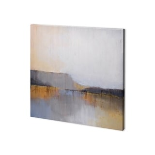 Mercana Grey Dunes I (30 x 30) Made to Order Canvas Art