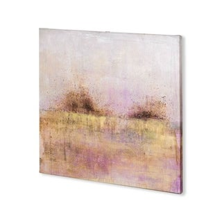 Mercana Granulated Amethyst (30 x 30) Made to Order Canvas Art