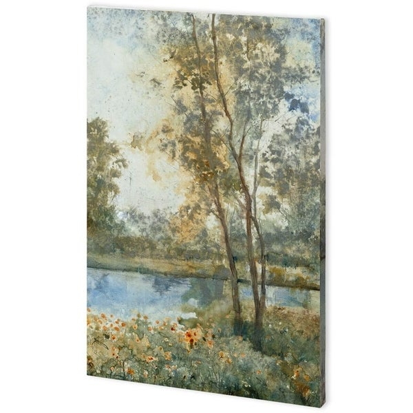 Mercana Ethereal Waters II (44 x 66) Made to Order Canvas Art