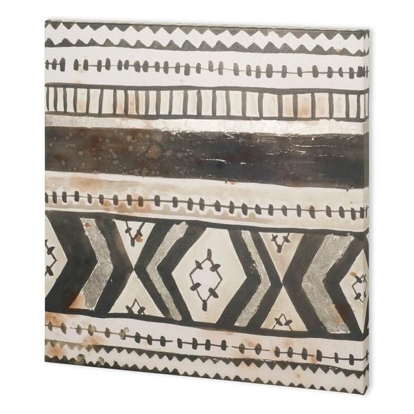 Mercana Tribal Echo II (41 x 41) Made to Order Canvas Art