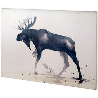Mercana Moose (52 x 38) Made to Order Canvas Art