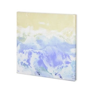 Mercana Morning Surf II (30 x 30) Made to Order Canvas Art