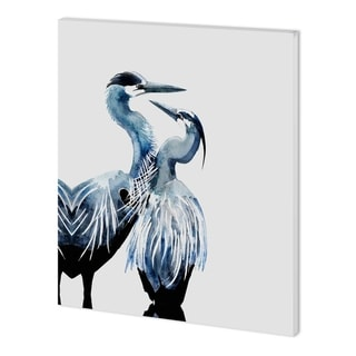 Mercana Coastal Dance (40 x 50 ) Made to Order Canvas Art