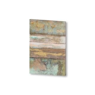 Mercana Segmented Textures II (24 X 36) Made to Order Canvas Art
