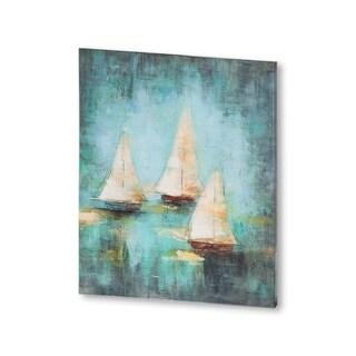 Mercana Sail Away 1 (30 X 37) Made to Order Canvas Art