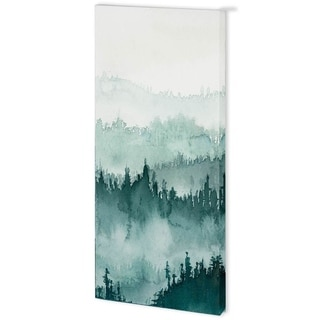 Mercana Waves of Tree I (30 x 60) Made to Order Canvas Art